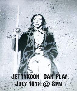 Jettykoon Returns to the soul of East End Rock and Roll.
