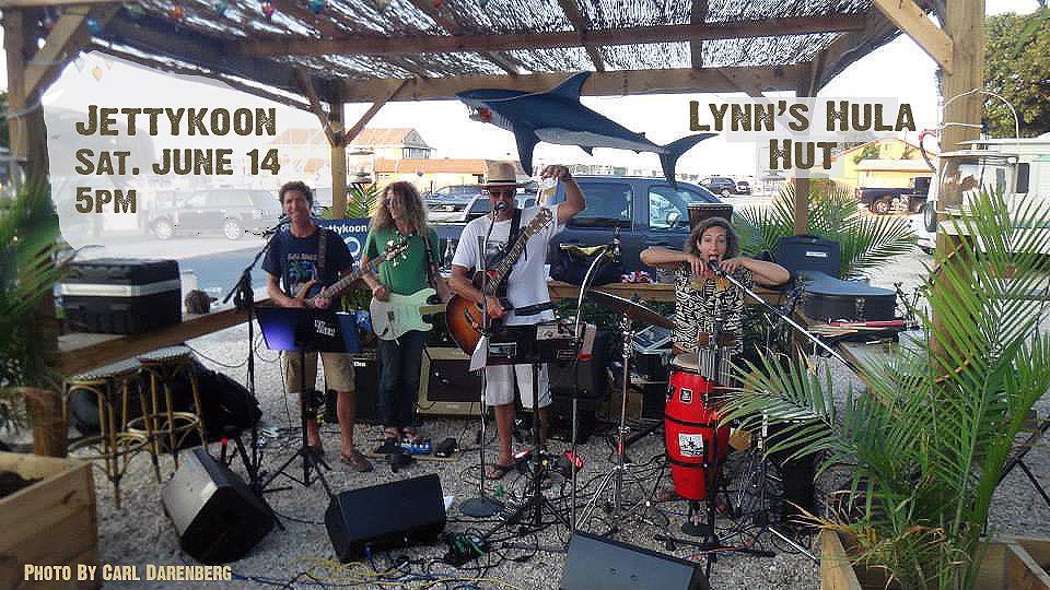 Jettykoon @ Lynn's June 14