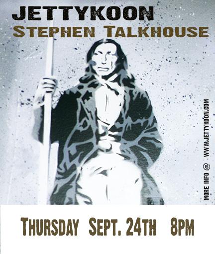 Stephen Talkhouse Thurs Sept 24