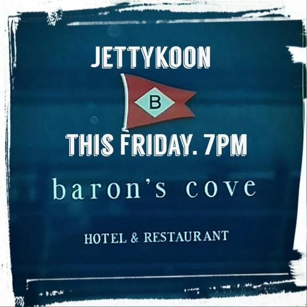 Barons Cove April 1st