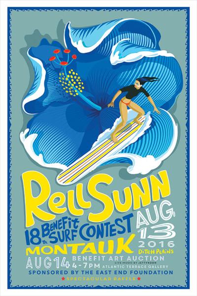 Rell Sun Poster 2016