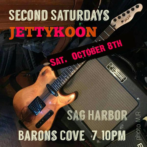 Barons Cove Sat Oct 8th
