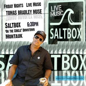 Thomas Muse at Saltbox  11-18-16