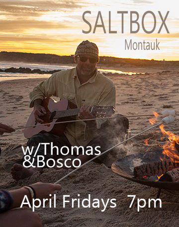 saltbox April Fridays 2017