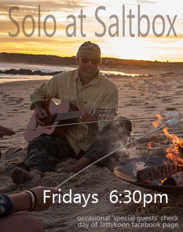 saltbox solo-special guests