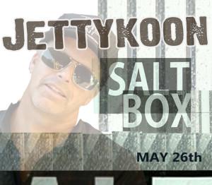 Saltbox promo 2017 summer gigs